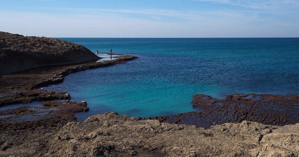 Israel's most scenic coastal stretch. The easy hike along Dor Habonim Beach is suitable also for the hot summer. Magical coves, The Blue Cave and some great swimming spots.