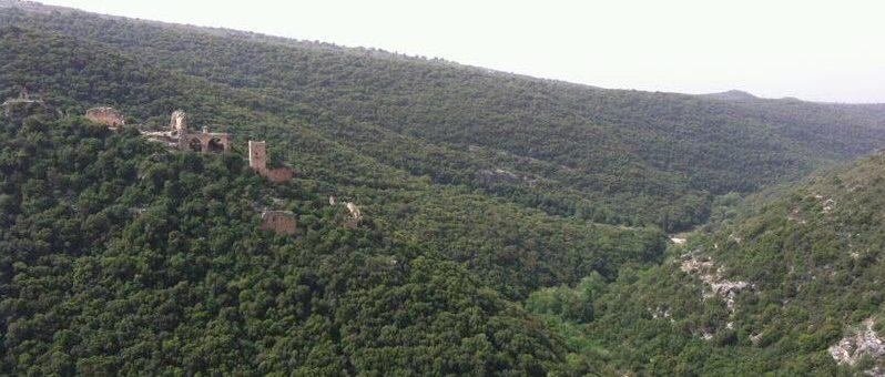 Monfort Crusader Fortress