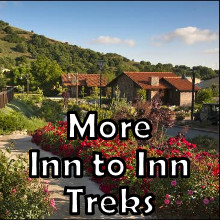 More inn to inn Treks - Israel by Foot