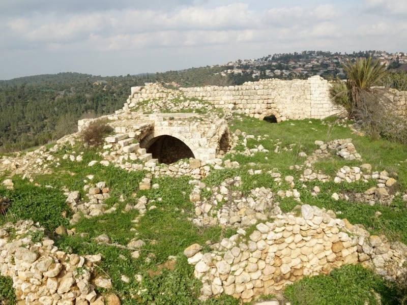 Beit Itab Ruins