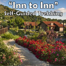 Inn to Inn Slef-Guided trekking in Israel