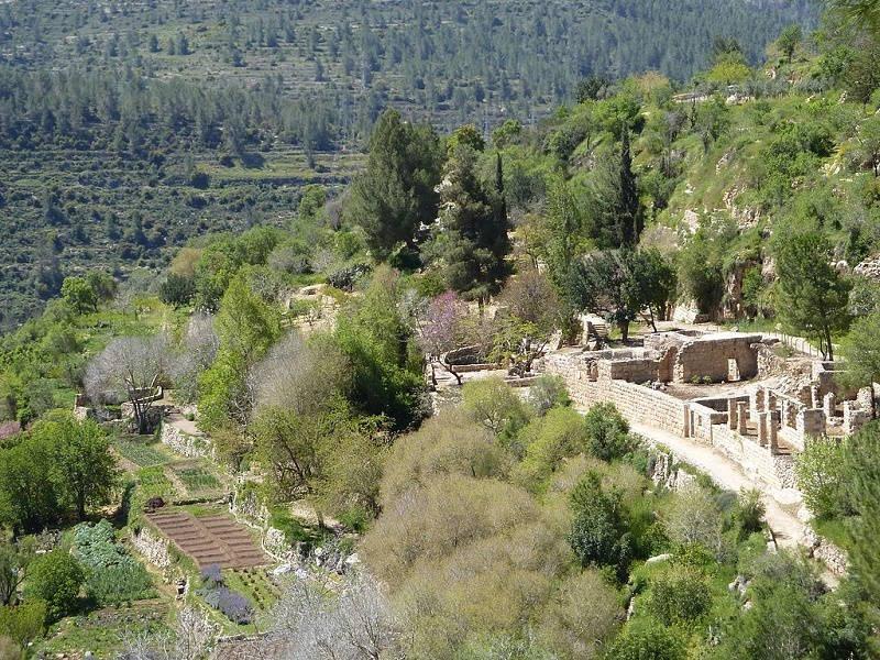 Sataf - One of the most popular hikes around Jerusalem