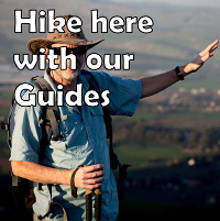 Private Hiking Guides in Israel