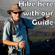 Prive Guided Hikes in Israel