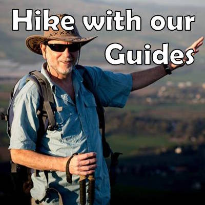 hiking guided tours