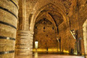 Akko undergound crusader halls by Zapi81