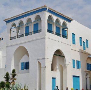 Abud (Bahai) house in Akko