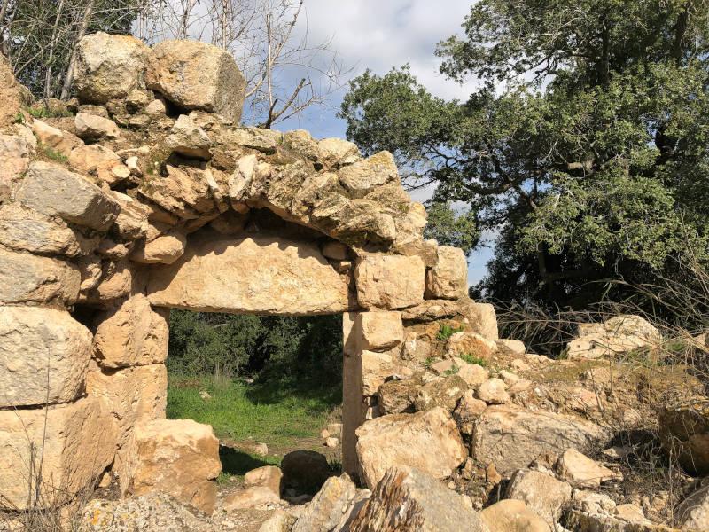 Hirbet Saadim Near Jerusalem